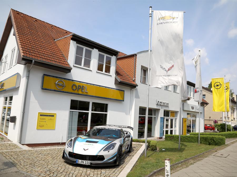 HEADERBILD Agentur S49 Autohaus Kramm